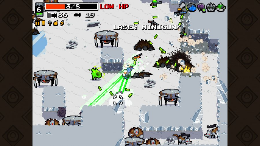 Nuclear Throne Review - Screenshot 1 of 5