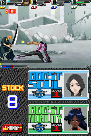 Bleach: Blade of Fate Review - Screenshot 2 of 3
