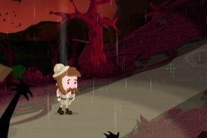 The Mystery of Woolley Mountain Screenshot