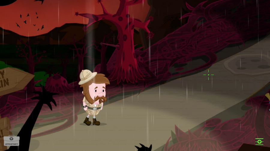 The Mystery of Woolley Mountain Review - Screenshot 3 of 3