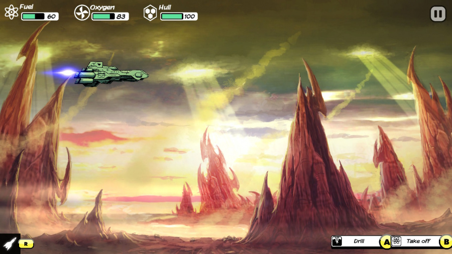 Out There: Ω The Alliance Review - Screenshot 2 of 4