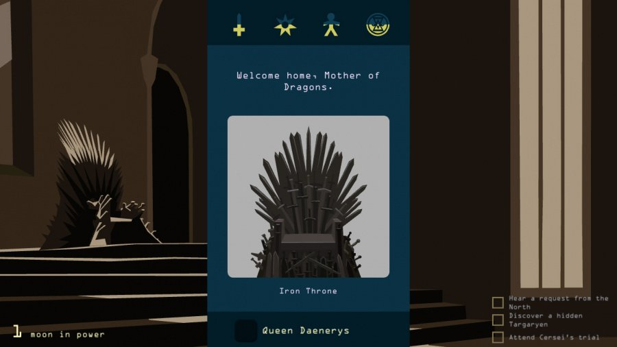 Reigns: Game of Thrones Review - Screenshot 2 of 4