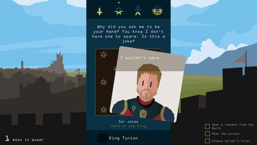 Reigns: Game of Thrones Review - Screenshot 4 of 4