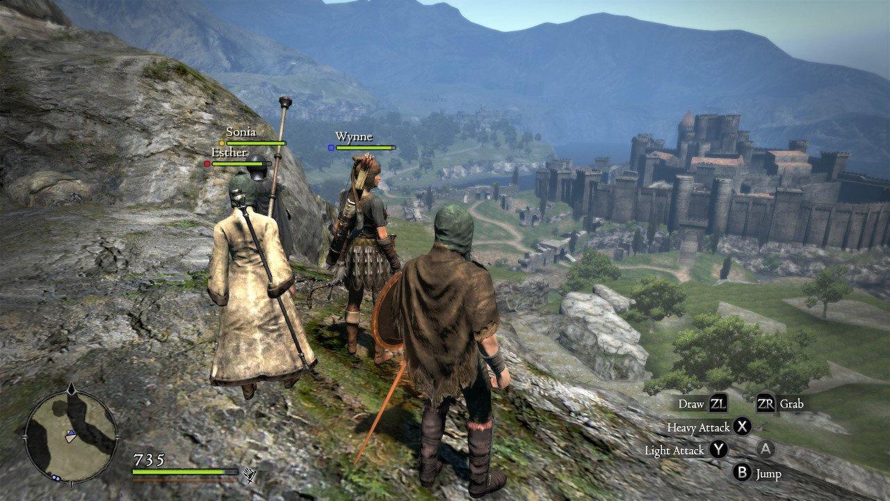 Dragon's Dogma: Dark Arisen Review (Switch) | Nintendo Life on