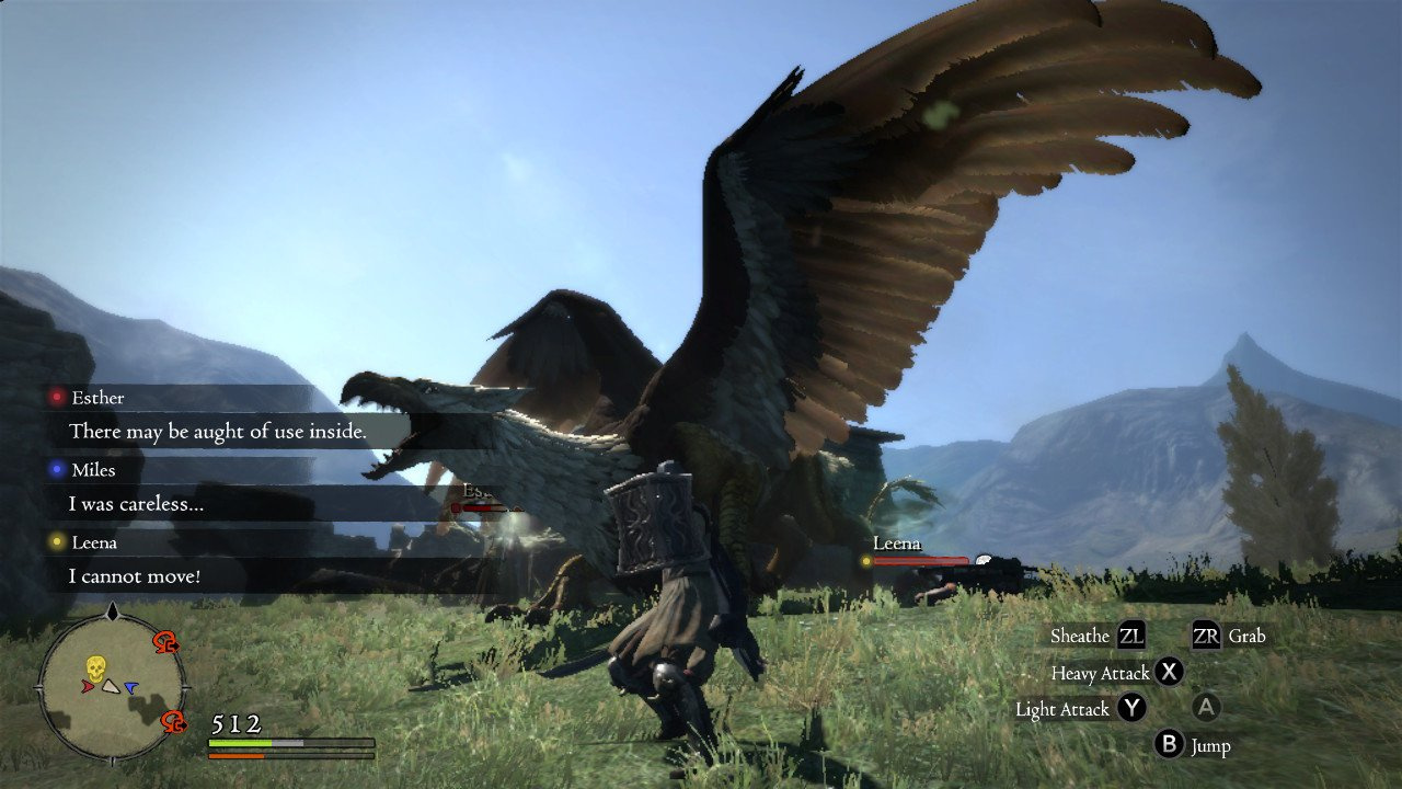 Dragon's Dogma: Dark Arisen Review (Switch) | Nintendo Life on resident evil world map, the walking dead world map, sacred 3 world map, tales of zestiria world map, dragon age: inquisition world map, euro truck simulator 2 world map, infamous second son world map, conker's bad fur day world map, half-life 2 world map, bound by flame world map, dragon s dogma grand map, starbound world map, hyperdimension neptunia world map, civilization revolution world map, the last remnant world map, seiken densetsu 3 world map, need for speed rivals world map, the last of us world map, 3d dot game heroes world map, battlefield 4 world map,