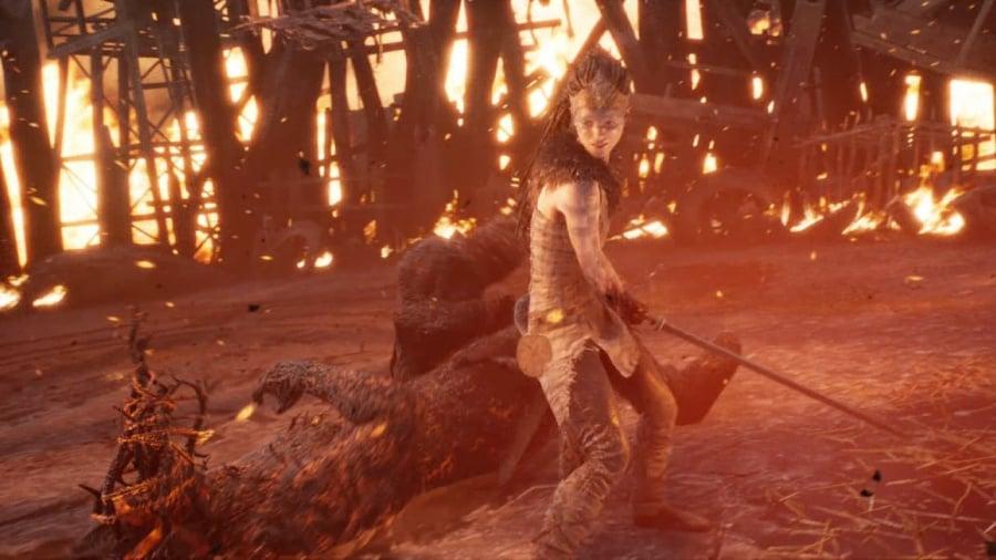 Hellblade: Senua's Sacrifice Review - Screenshot 3 of 6