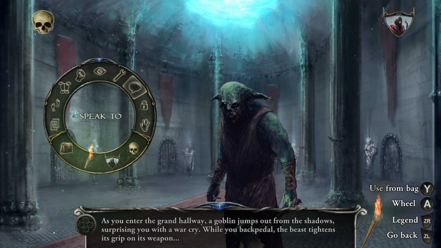 Shadowgate Review - Screenshot 2 of 4