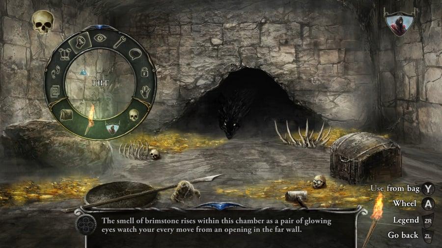 Shadowgate Review - Screenshot 3 of 4