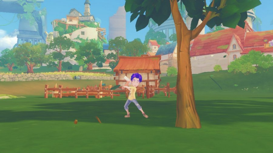 My Time at Portia Review - Screenshot 4 of 6