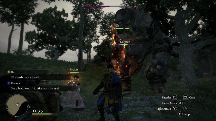 Dragon's Dogma: Dark Arisen Review - Screenshot 3 of 8