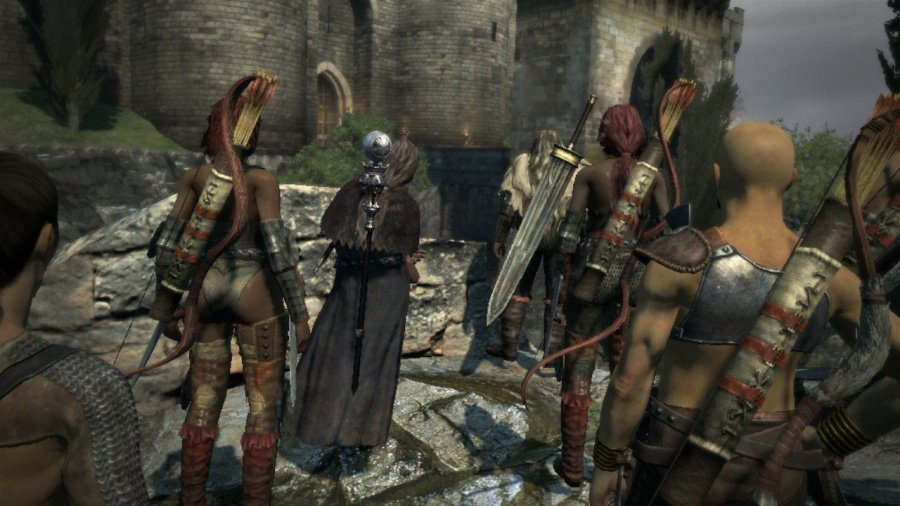 Dragon's Dogma: Dark Arisen Review - Screenshot 1 of 8