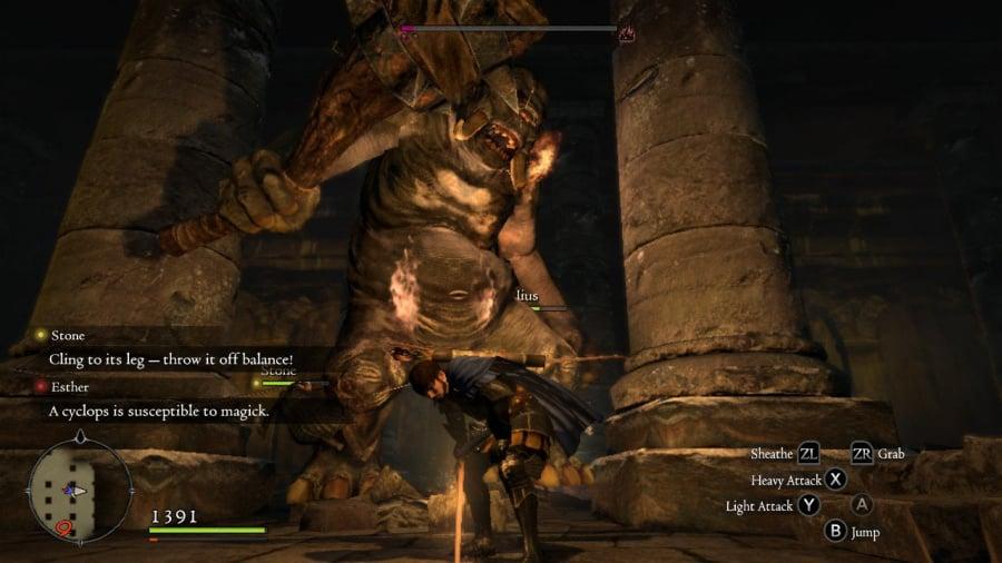 Dragon's Dogma: Dark Arisen Review - Screenshot 5 of 9