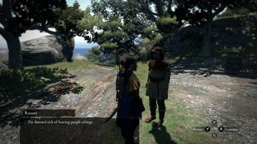 Dragon's Dogma: Dark Arisen Review - Screenshot 2 of 9