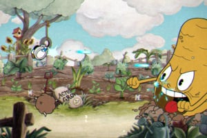 Cuphead Screenshot