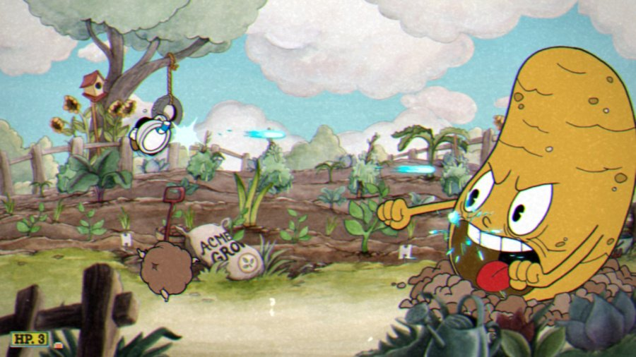 Cuphead Review - Screenshot 5 of 5