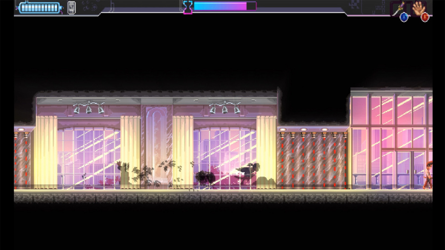 Katana ZERO Review - Screenshot 6 of 6