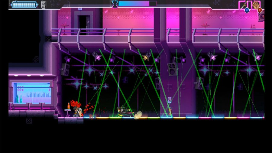 Katana ZERO Review - Screenshot 4 of 6