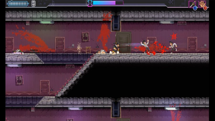 Katana ZERO Review - Screenshot 1 of 6