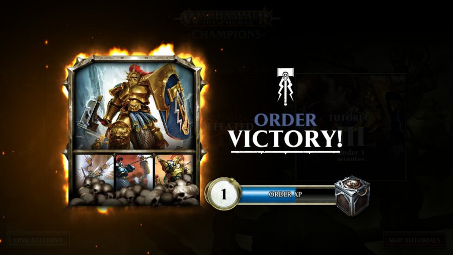Warhammer Age of Sigmar: Champions Review - Screenshot 2 of 4