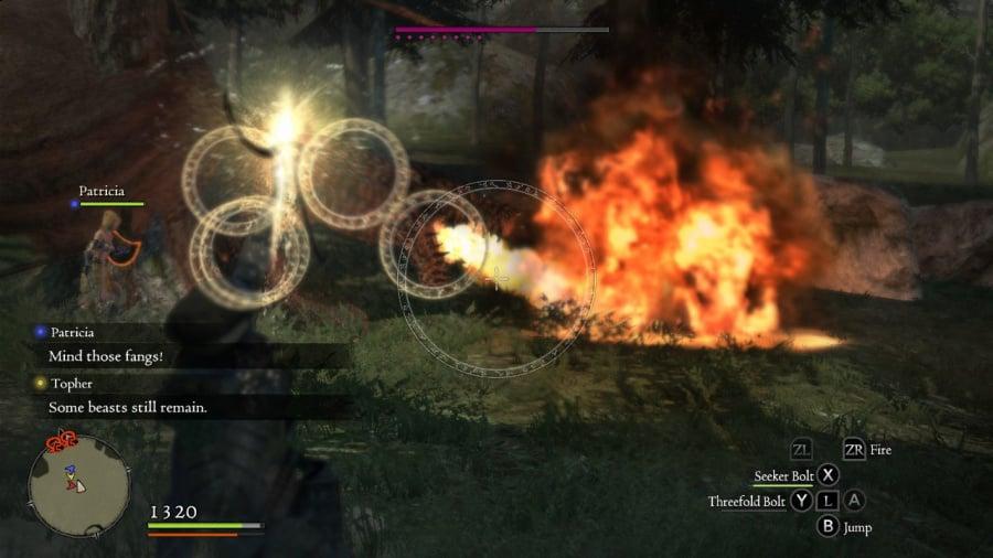 Dragon's Dogma: Dark Arisen Review - Screenshot 6 of 9