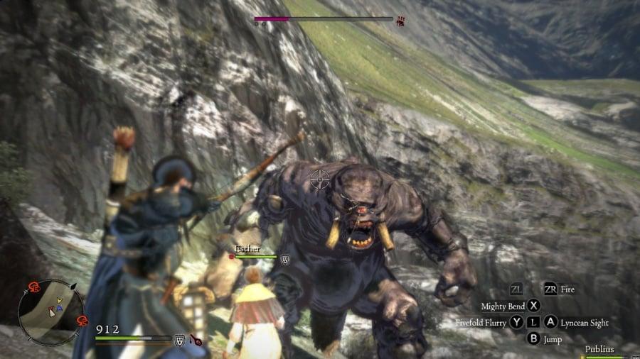 Dragon's Dogma: Dark Arisen Review - Screenshot 4 of 9