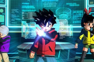 Super Dragon Ball Heroes: World Mission Screenshot