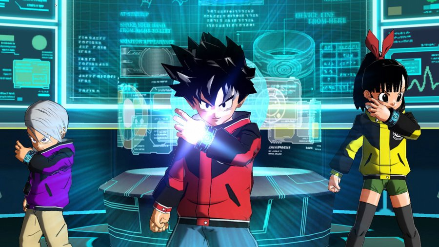Super Dragon Ball Heroes: World Mission Review - Screenshot 1 of 4