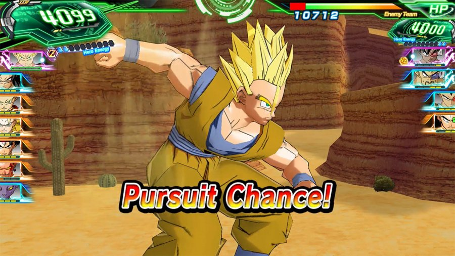 Super Dragon Ball Heroes: World Mission Review - Screenshot 3 of 4