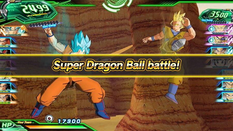 Super Dragon Ball Heroes: World Mission Review - Screenshot 2 of 4
