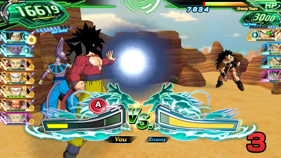 Super Dragon Ball Heroes: World Mission Review - Screenshot 4 of 4