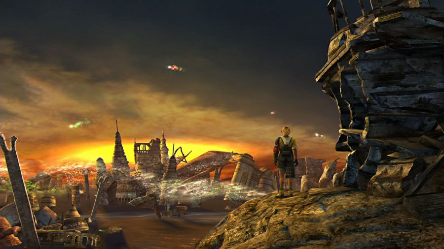 Final Fantasy X | X-2 HD Remaster Review - Screenshot 8 of 10