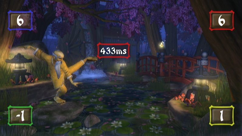 Ninja Reflex Screenshot