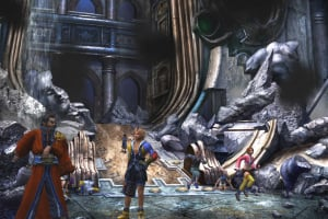 Final Fantasy X   X-2 HD Remaster Screenshot