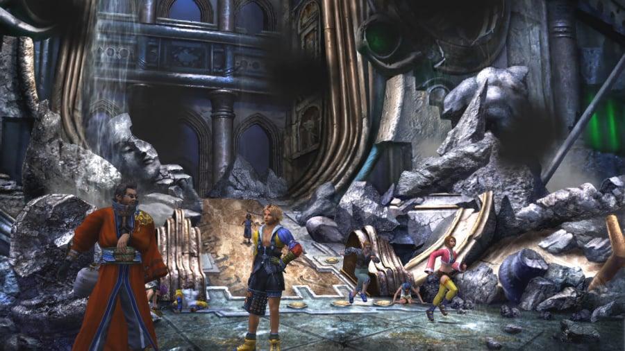 Final Fantasy X | X-2 HD Remaster Review - Screenshot 4 of 10