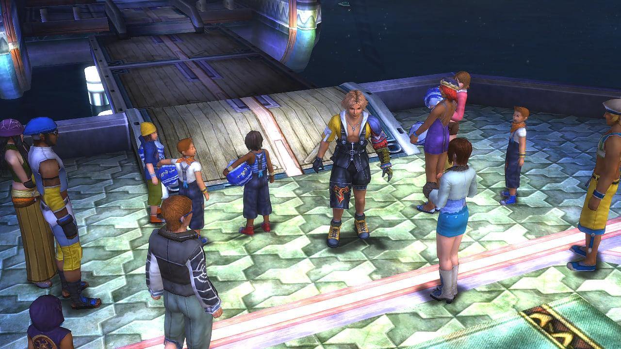 Final Fantasy X | X-2 HD Remaster Review (Switch) | Nintendo