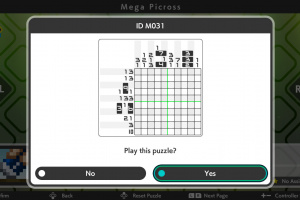 Picross S3 Screenshot