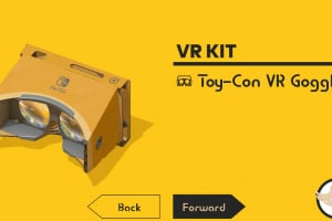 Nintendo Labo Toy-Con 04: VR Kit Screenshot