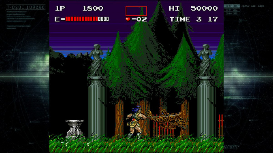 Arcade Classics Anniversary Collection Review - Screenshot 2 of 6