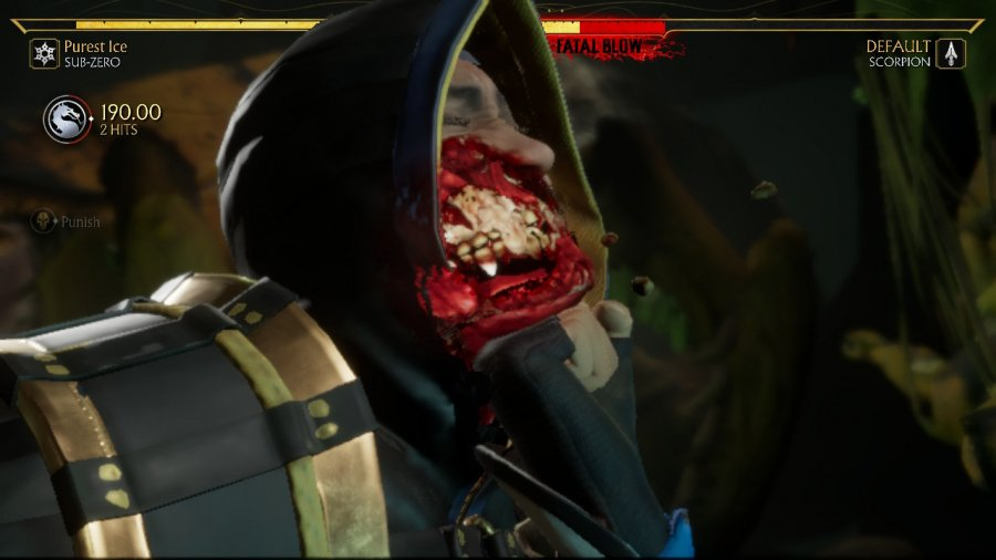 Mortal Kombat 11 Review - Screenshot 2 of 6