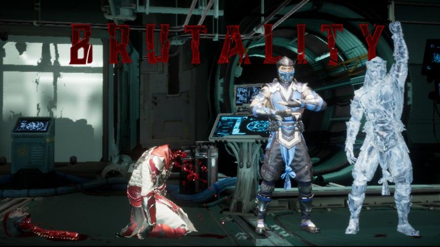 Mortal Kombat 11 Review - Screenshot 5 of 6