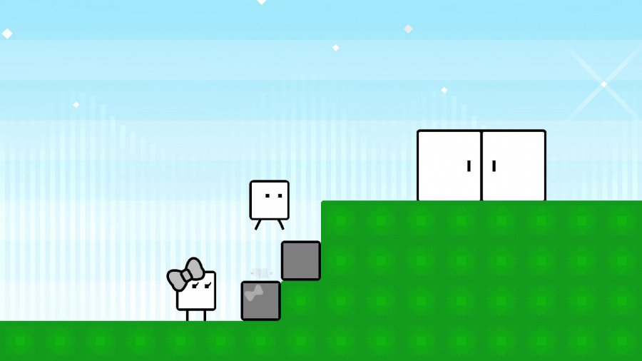 BOXBOY! + BOXGIRL! Review - Screenshot 1 of 5