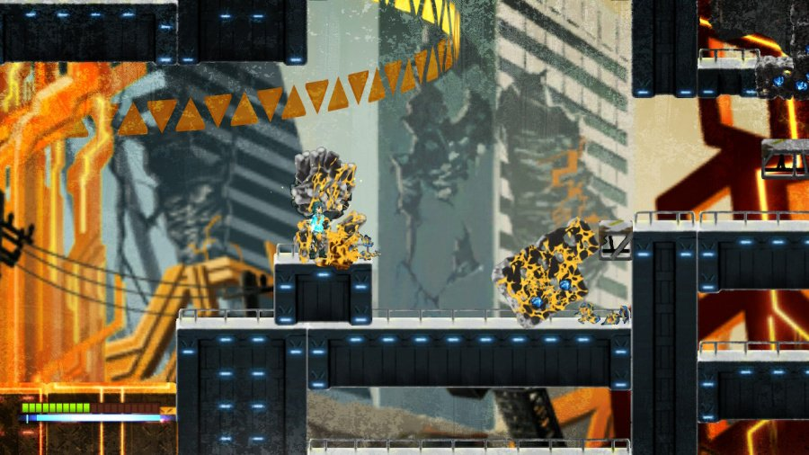 Giga Wrecker Alt. Review - Screenshot 4 of 4