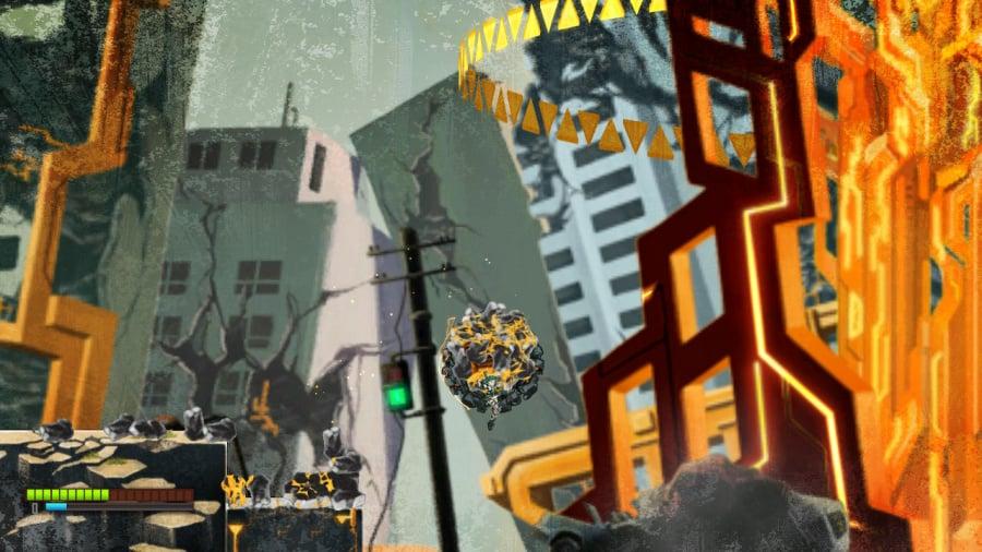 Giga Wrecker Alt. Review - Screenshot 1 of 4