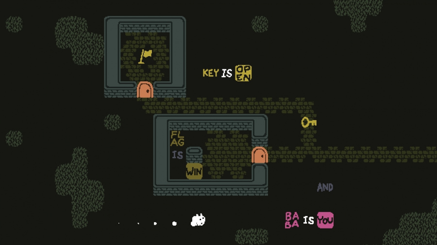 Baba Is You Review - Screenshot 1 of 4