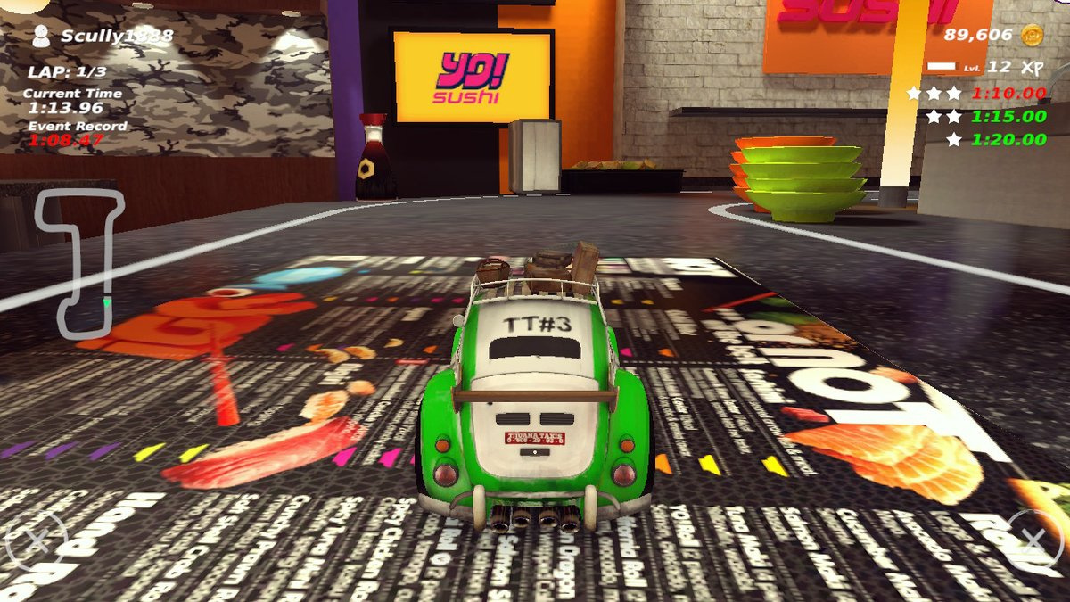 Table Top Racing: World Tour - Nitro Edition Review (Switch