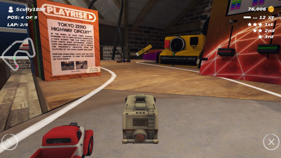 Table Top Racing: World Tour - Nitro Edition Review - Screenshot 1 of 6