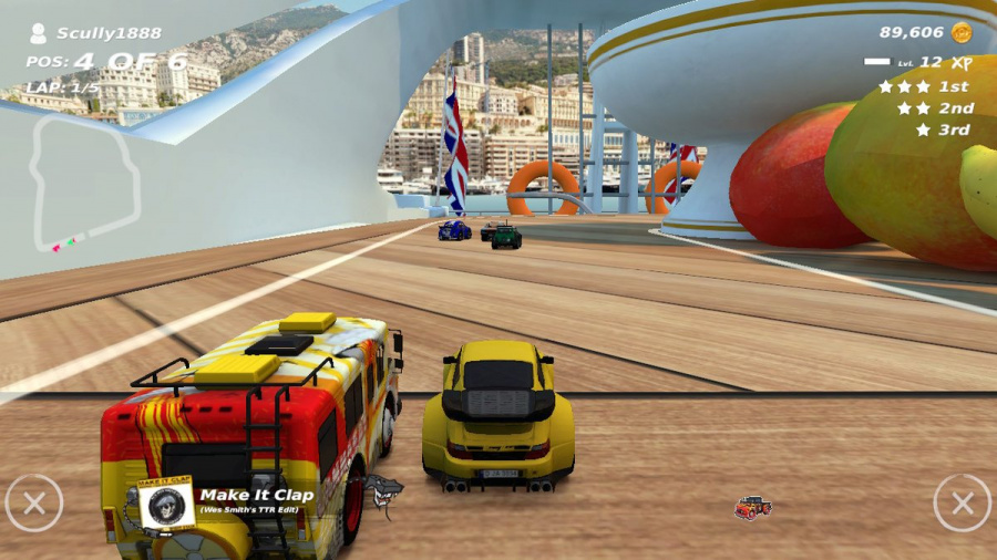 Table Top Racing: World Tour - Nitro Edition Review - Screenshot 3 of 6