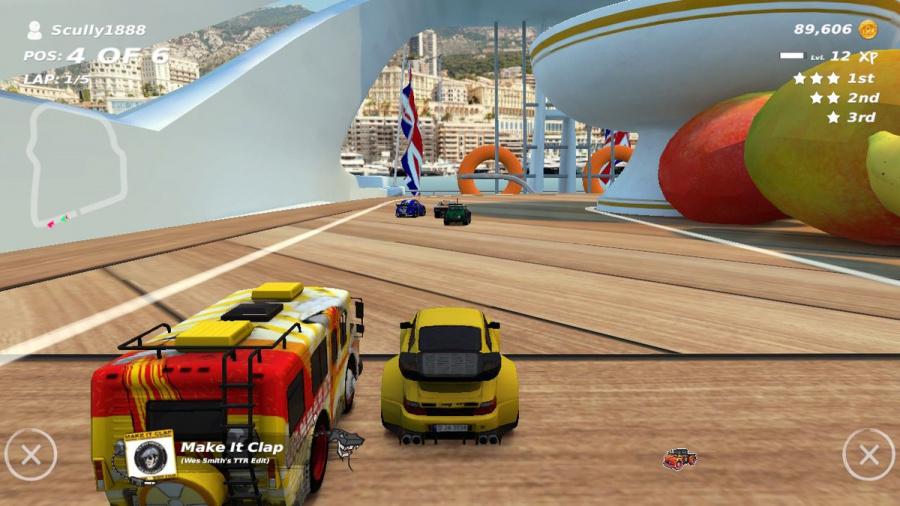 Table Top Racing: World Tour - Nitro Edition Review - Screenshot 2 of 6
