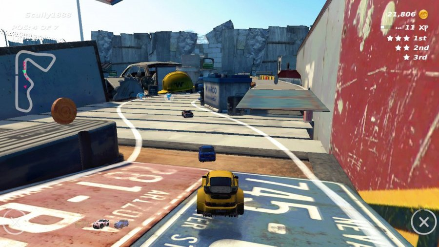 Table Top Racing: World Tour - Nitro Edition Review - Screenshot 6 of 6