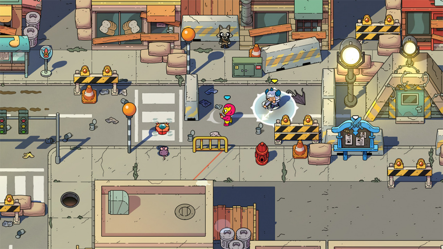 The Swords of Ditto: Mormo's Curse Review - Screenshot 6 of 6